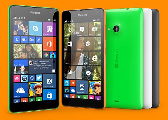 Hii ni Microsoft Lumia 535, simu za Microsoft zinavutia na zina sifa (specifications) nzuri tuu. Tatizo kuu limekuwa ni uwepo wa apps ukilinganisha na Android na iOS
