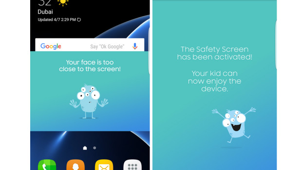 App Ya Safety Screen
