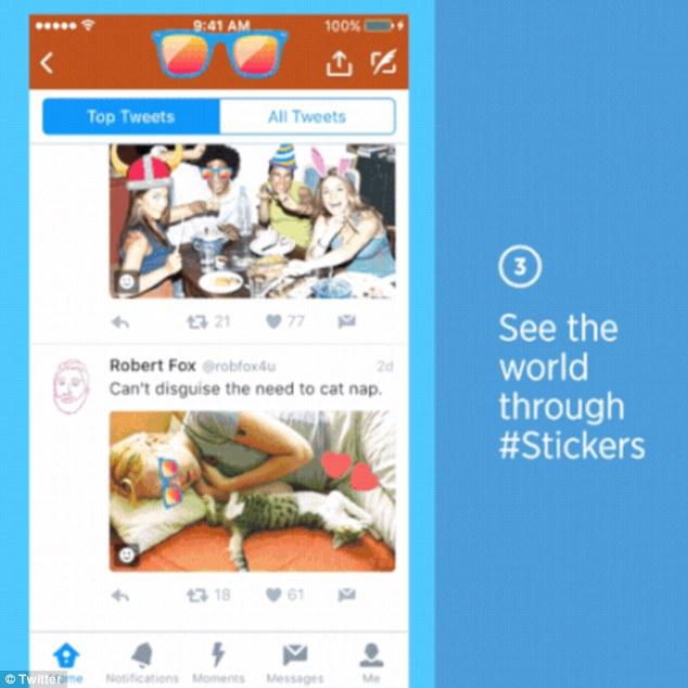 twitter waleta stickers
