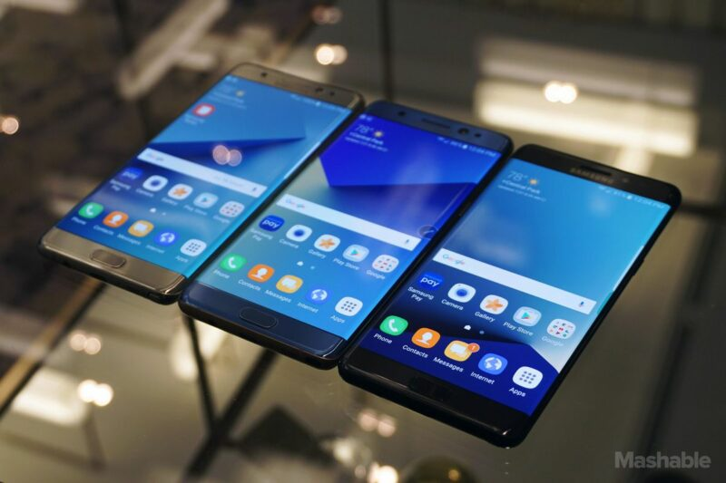 Simu Za Samsung Galaxy Note 7