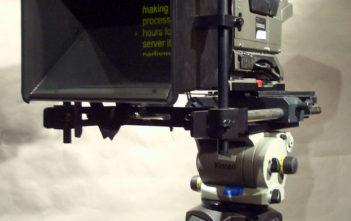 kamera ya teleprompter
