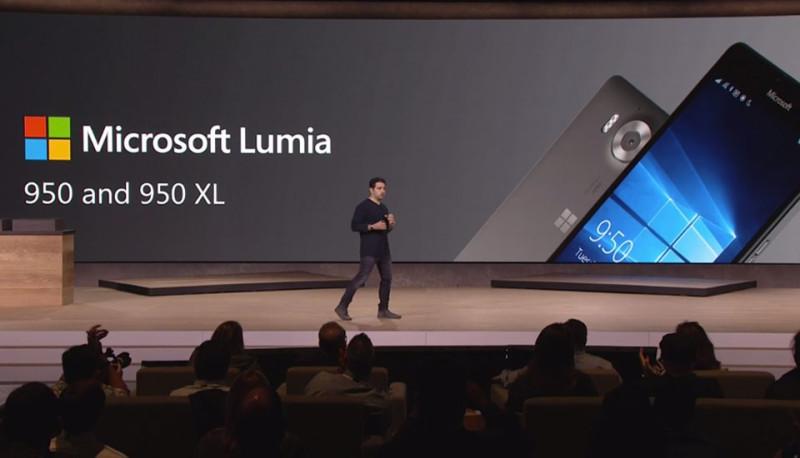 Utambulisho wa Lumia 950 na Lumia 950 XL