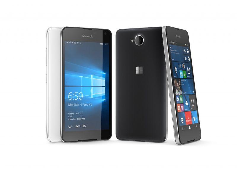 Simu ya Lumia 650
