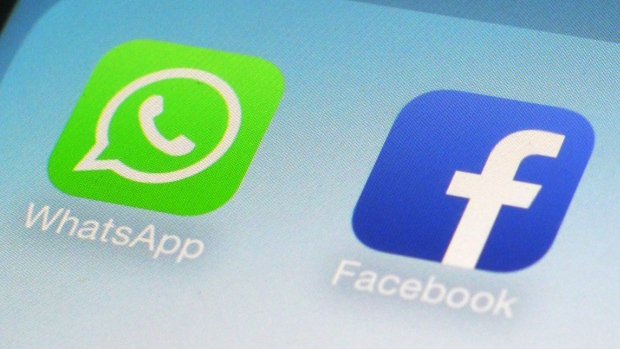 FACEBOOK whatsapp apps App ya Facebook kwa ajili ya BlackBerry
