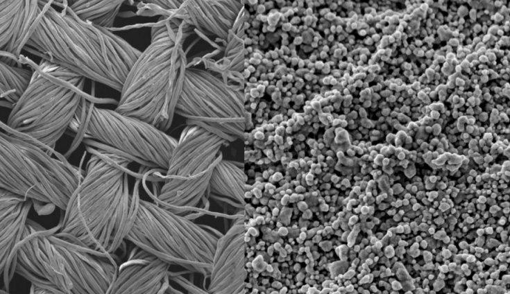 nguo zinazojisafisha zenyewe -nanotechnology-self-cleaning-cloths