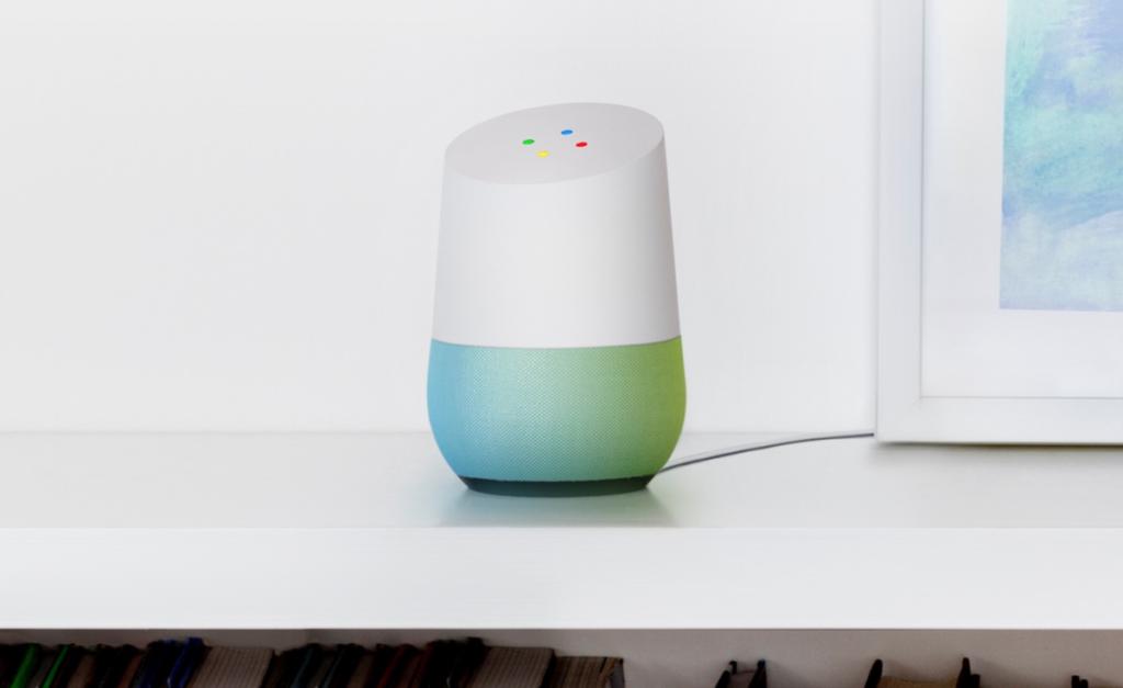 google home Google I/O