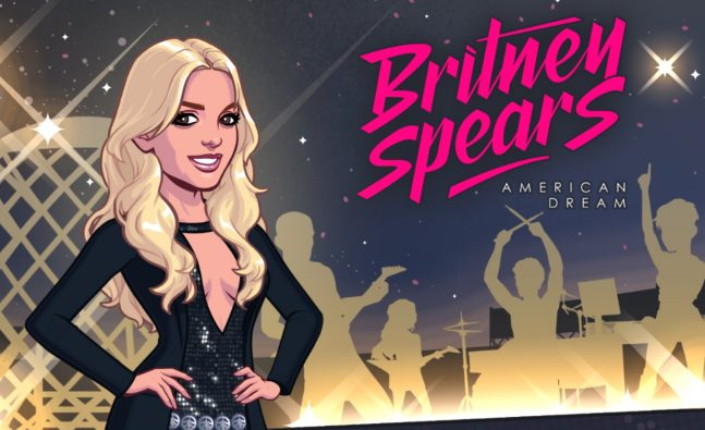 Britney Spears :American Dream