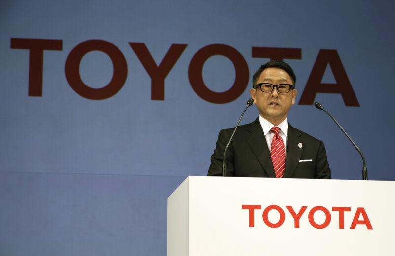 Rais wa Toyota