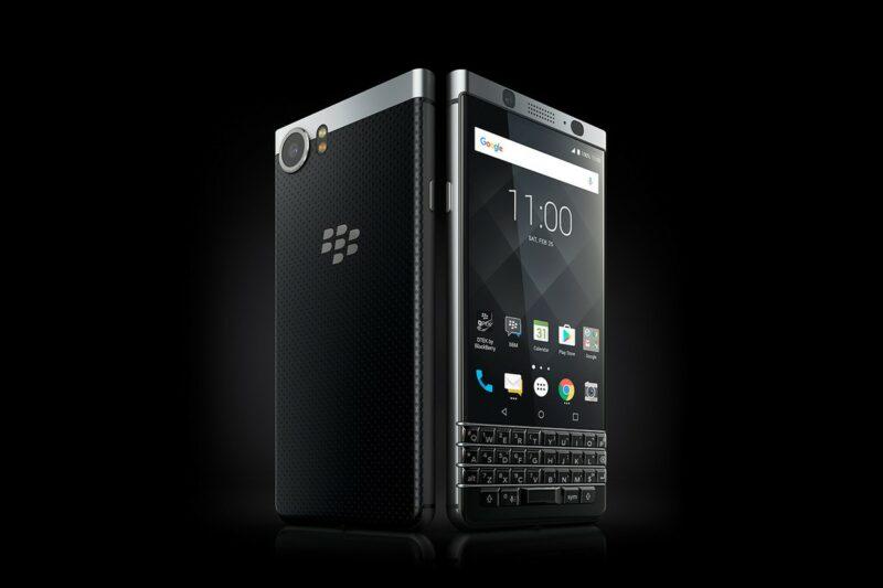 Simu mpya ya BlackBerry