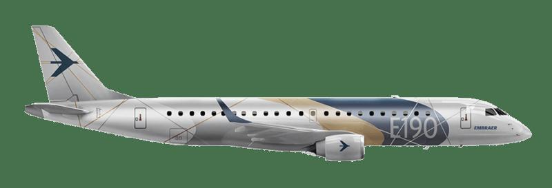 Kampuni ya ndege ya FastJet Embraer E190