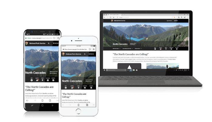 Microsoft Edge kupatikana katika Android